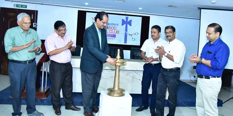 Kasaragod Surgical Club Inauguration